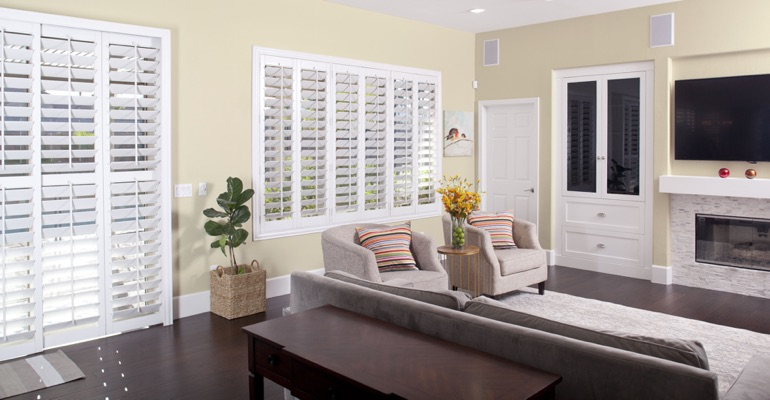 Polywood Plantation Shutters For Miami, FL Homes