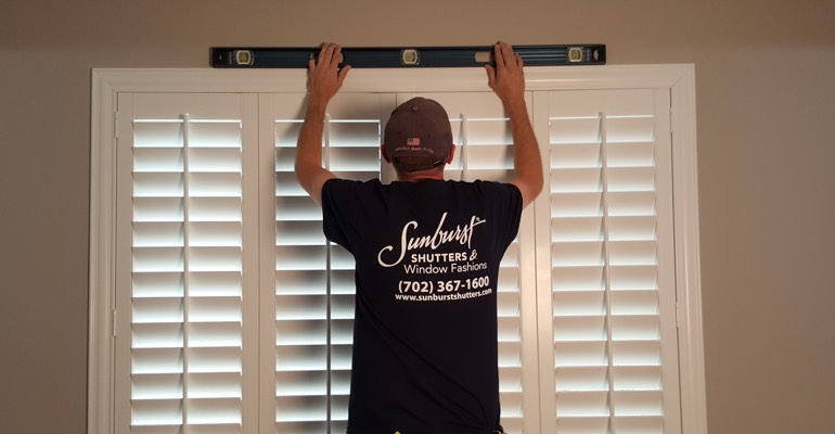 Miami window shutter measurement