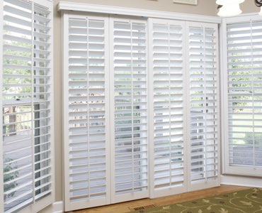 Miami sliding glass door